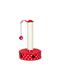 TRIXIE Sisal cu mingiuță -roșu