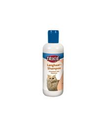 TRIXIE Șampon pentru pisici cu blana lungă 250 ml
