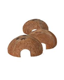 TRIXIE Jumătăți nucă de cocos 3 buc.