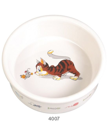 TRIXIE Bol Ceramic pentru pisici tematic