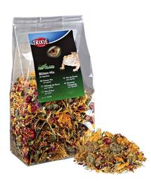 TRIXIE Mâncare pentru reptile - mix flori 75 g