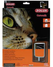 ZOLUX Ușițe pentru pisici pentru ușă de lemn