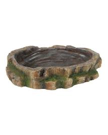 TRIXIE Bol de apă și mâncare pentru reptile 13 x 3.5 x 11.5 cm