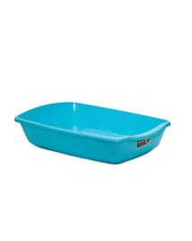 PET INN Pi Litieră pentru pisici Cleo Sweet 52.5x38x14cm albastru