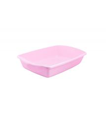 PET INN Pi Litieră pentru pisici Cleo Sweet 52.5x38x14cm roz