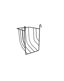 TRIXIE Hrănitor metal pentru fân 8.5 cm