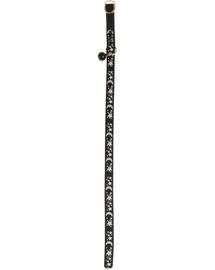 ZOLUX Zgardă Galaxy 30 cm / 10 mm negru