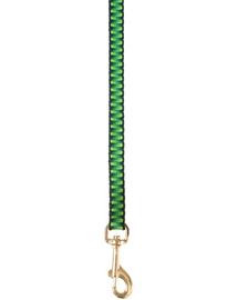 ZOLUX Lesă Seventies 1 M / 10 mm verde