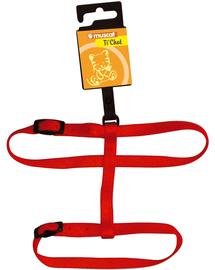 ZOLUX Ti'Chat Ham roșu stil bandă