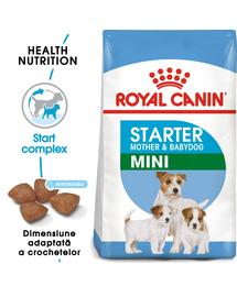 Royal Canin Mini Starter Mother & Babydog Hrană Uscată Câine 3 kg