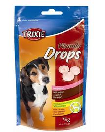 TRIXIE Dropsuri iaurt 75 g