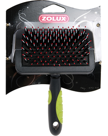 ZOLUX Zolux Bursten - perie-scraper din plastic medie