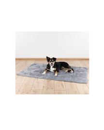TRIXIE Pătură thermal pentru câini 100 x 75 cm gri