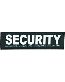 TRIXIE Julius-K9 velcro stickers. l. security