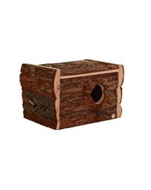 TRIXIE Căsuță din lemn pentru papagal 21 x 13 x 12 cm