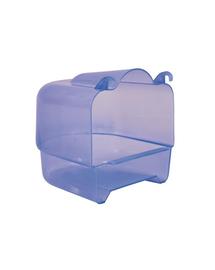 TRIXIE Container pentru îmbăiere 15 x 16 x 17 cm