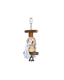 TRIXIE Natural Living toy cu clopoțel/sfoară 20 cm
