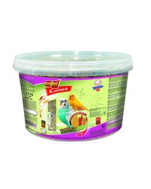 VITAPOL Hrană pentru peruș 3 L - 2.4 kg