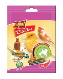 VITAPOL Vitaline cu ulei din ficat de cod 20 g