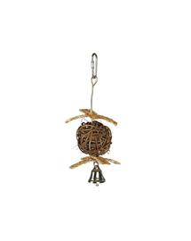 TRIXIE Jucărie pentru păsări cu clopoțel o 5.5 cm / 18 cm