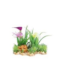 TRIXIE Plantă din plastic în pietriș 13 cm