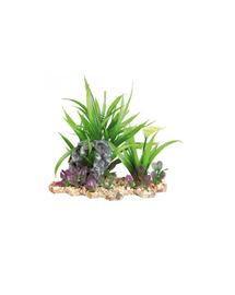 TRIXIE Plantă din plastic în pietriș 18 cm