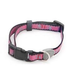 COMFY Zgardă de control Meg lăbuțe roz 24-50