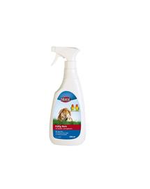 TRIXIE Spray pentru curățarea cuștilor - lămâie 500 ml