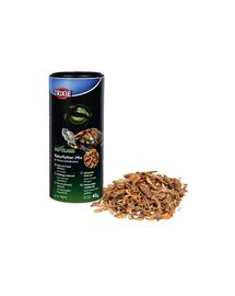 TRIXIE Mâncare Natural pentru țestoase de apă 160 g / 1000 ml