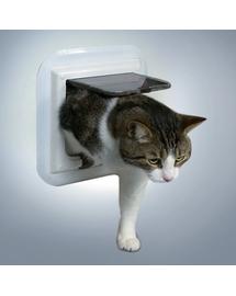 TRIXIE Ușă pentru pisici - pentru geam