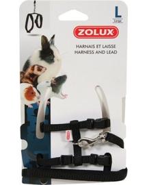 ZOLUX Ham și lesă pentru șobolan large