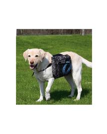 TRIXIE Rucsac pentru câini 28 x 18 cm negru L