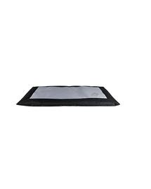 TRIXIE Pătură Drago 100 x 70 cm negru și gri