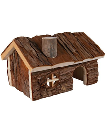 TRIXIE Căsuță Hendrik XL pentru hamster 20 x 13 x 13 cm