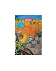 ZOLUX Foi de șmirghel pentru colivie - mari 43 x 28 cm