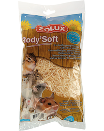 ZOLUX Rody'Soft natural wood - așternut natural