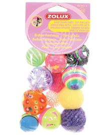 ZOLUX Set 12 mingiuțe