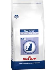 ROYAL CANIN Cat neutered satiety balance 8 kg