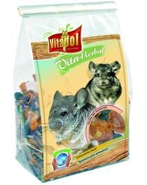 VITAPOL Ospăț pentru chinchile 150 g