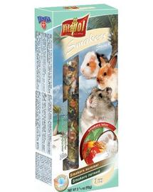 VITAPOL Smakers pentru rozătoare - vară 2 buc. / 90 g