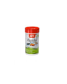 Hrană Aquael Acti vegetal 250 ml multi