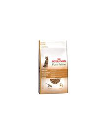 ROYAL CANIN Pure Feline n.02 (slim silhouette) 3 kg