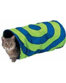 TRIXIE Tunel pentru pisici nailon 50 cm