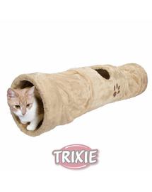 TRIXIE Tunel pentru pisici 60/20 cm bej