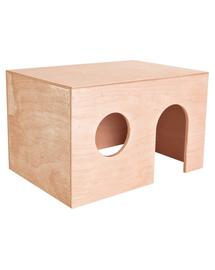 TRIXIE Căsuță pentru porcușori de guinea . big 27 x 17 x 19 cm