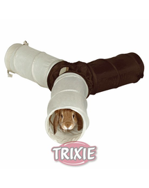 TRIXIE Tunel pentru iepure 18 x 47cm triplu