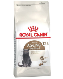 ROYAL CANIN Senior Ageing Sterilised 12+ 400 g