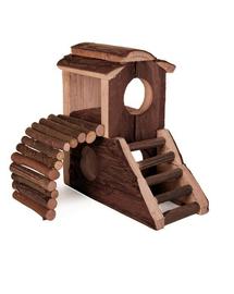 TRIXIE Căsuță pentru rozătoare - din lemn