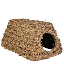 TRIXIE Căsuță cu iarbă pentru rozătoare x 18 x 13