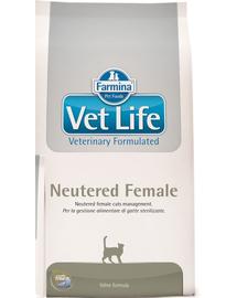 FARMINA Vet life Cat pentru pisici sterilizate 2 kg